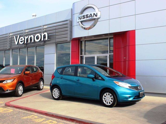 2016 Nissan Versa 1.6 SV in Kelowna, British Columbia