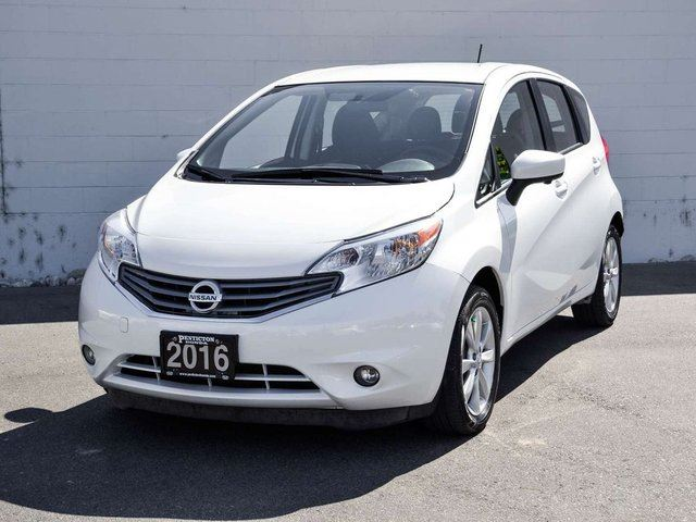 2016 Nissan Versa 1.6 SL in Kelowna, British Columbia
