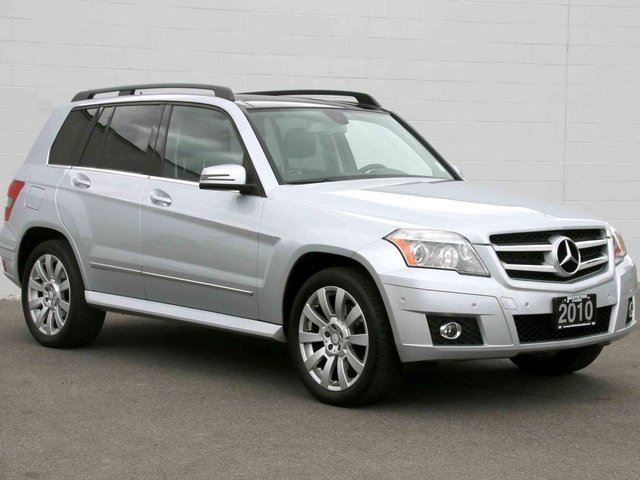 2010 Mercedes-Benz GLK-Class Premium 4MATIC in Kelowna, British Columbia
