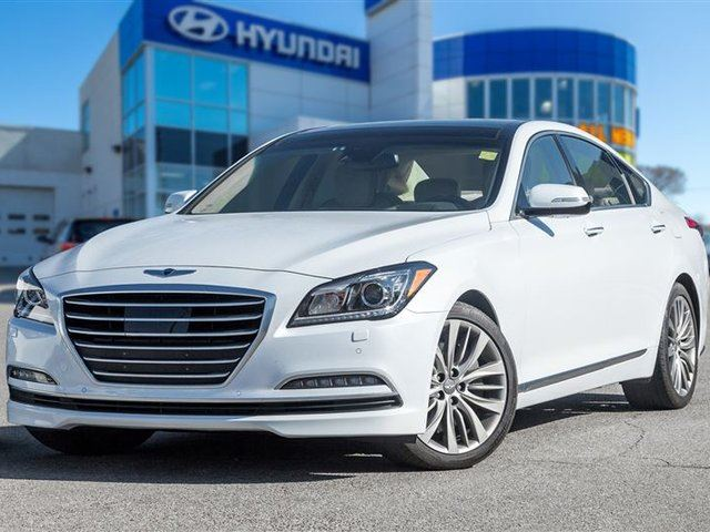 2016 HYUNDAI GENESIS 5.0 Ultimate in Mississauga, Ontario