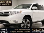 2012 Toyota Highlander Limited V6 AWD in Calgary, Alberta