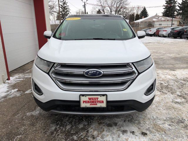 Ford Edge Sel Awd Navigationpanoramic Sunroof Winnipeg Manitoba Car For Sale