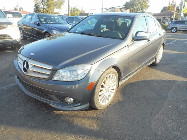 2009 mercedes benz c class c230 2 5l hamilton ontario for Mercedes benz ontario dealers