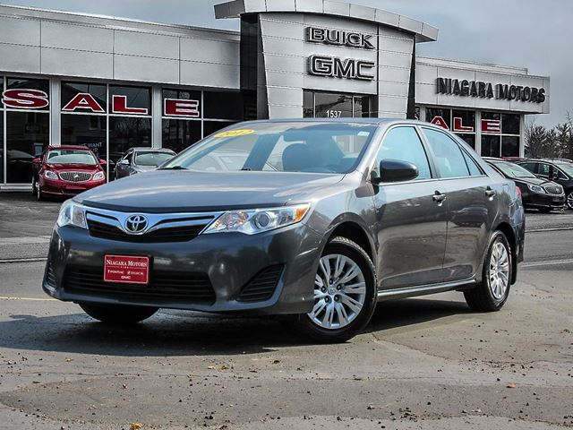 2012 Toyota Camry L in Virgil, Ontario