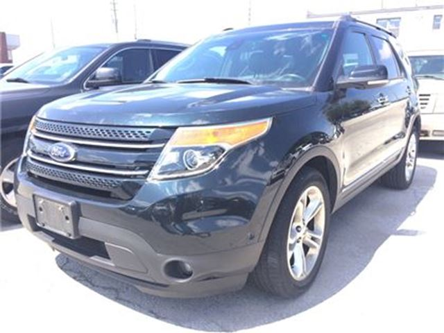2009 FORD ESCAPE Limited 3.0L LEATHER, SUNROOF, AS IS !!! in Concord, Ontario