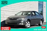 2004 Toyota Camry *SE*CUIR*TOIT*A/C*1 PROPRIO*CHARCOAL*4CYL* in Longueuil, Quebec