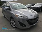 2017 Mazda MAZDA5 GT A/T No Accident Sunroof Leather Bluetooth AU in Port Moody, British Columbia