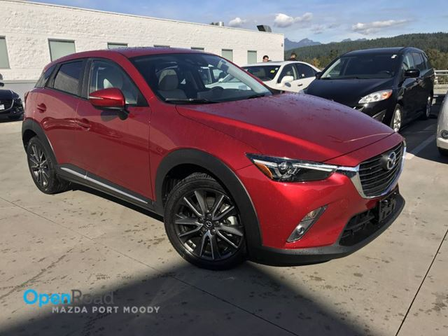 2016 MAZDA CX-3 GT A/T AWD No Accident Local BLuetooth USB AUX  in Port Moody, British Columbia