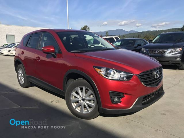 2016 MAZDA CX-5 GS A/T AWD Local One Owner Bluetooth USB AUX Su in Port Moody, British Columbia