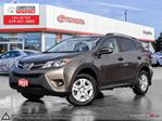 2013 Toyota RAV4 LE One Owner, No Accidents, Toyota Serviced in London, Ontario