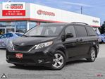 2014 Toyota Sienna LE 8 Passenger One Owner, No Accidents, Toyota Serviced in London, Ontario