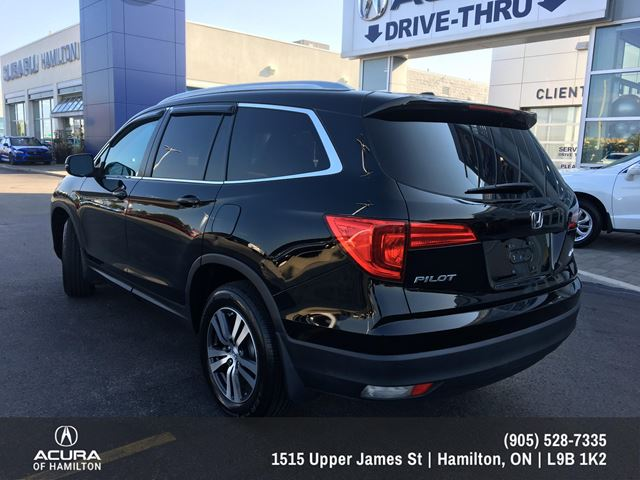 used 2016 honda pilot ex l navi ex l navigation 7. Black Bedroom Furniture Sets. Home Design Ideas