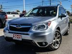 2015 Subaru Forester i Limited LIMITED-NAVIGATION+LEATHER+MORE! in Cobourg, Ontario