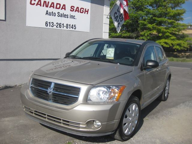 2009 Dodge Caliber  SXT, AUTO/AC/PWR/147km, 12M.WRTY+SAFETY $4490 in Ottawa, Ontario