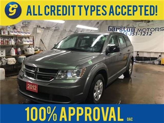 2012 DODGE Journey KEYLESS ENTRY*DUAL ZONE CLIMATE CONTROL*PUSH BUTTO in Cambridge, Ontario