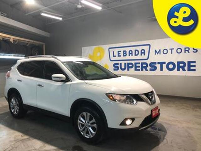 2016 NISSAN Rogue SV*AWD*KEYLESS ENTRY*CLIMATE CONTROL*BACK UP CAMER in Cambridge, Ontario