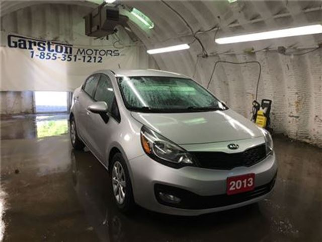 used 2013 kia rio lx plus phone connect fog lights keyless entry hea cambridge. Black Bedroom Furniture Sets. Home Design Ideas