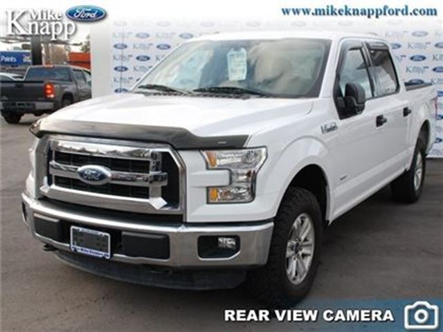 2015 Ford F-150 XL - Cloth Seats -  AM/FM Stereo in Welland, Ontario
