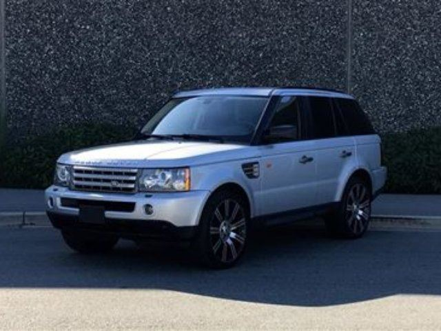 2007 LAND ROVER RANGE ROVER Sport Supercharged (SC) in North Vancouver, British Columbia