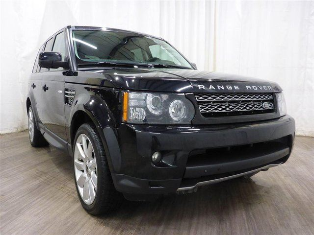 2012 LAND ROVER RANGE ROVER Sport Supercharged in Calgary, Alberta