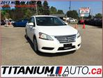 2013 Nissan Sentra BlueTooth+Traction & Cruise Control+Keyless+AUX IN in London, Ontario