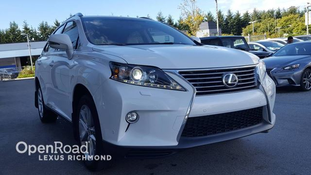 2015 Lexus RX 350 Touring Package - CERTIFIED in Richmond, British Columbia