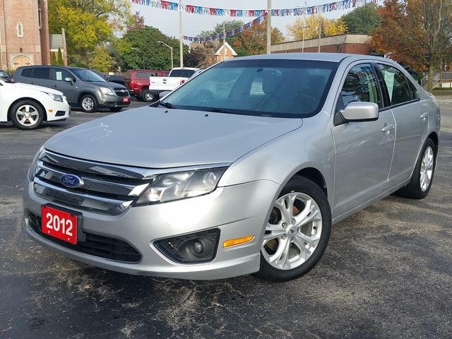 2012 Ford Fusion SE,ALLOYS,POWER SEAT in Dunnville, Ontario