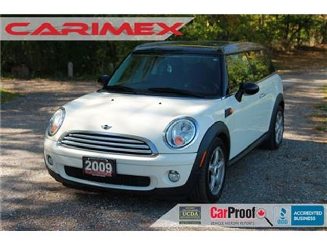 2009 MINI COOPER Base in Kitchener, Ontario