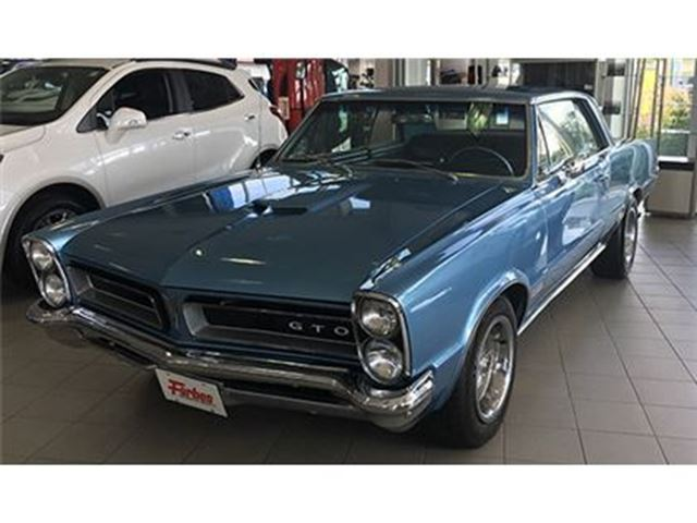 1965 PONTIAC LE MANS GTO in Waterloo, Ontario