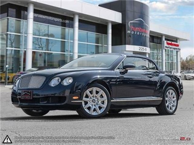 2007 BENTLEY CONTINENTAL - in Mississauga, Ontario