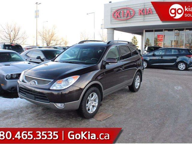 2011 HYUNDAI Veracruz HEATED SEATS, SUNROOF, BLUETOOTH, CRUISE CONTROL, USB / AUX in Edmonton, Alberta