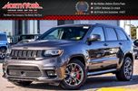 2018 Jeep Grand Cherokee New Car SRT 4x4 Trailer Tow, High Perform.Audio Pkgs 20Alloys in Thornhill, Ontario