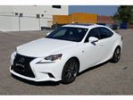 2016 Lexus IS 300 AWD FSport SERIES I in Mississauga, Ontario