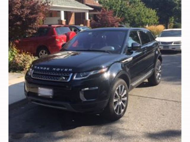 2016 LAND ROVER RANGE ROVER EVOQUE AWD SE w/Tech / Premium Navigation  +++ in Mississauga, Ontario