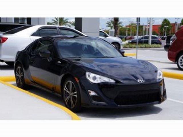 2015 SCION FR-S 2dr Cpe Manual Speed in Mississauga, Ontario
