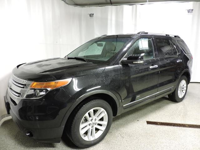 2011 FORD Explorer XLT in Saint-Hubert, Quebec