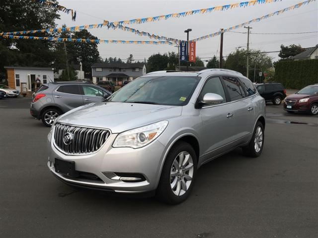 2017 BUICK ENCLAVE Premium in Courtenay, British Columbia