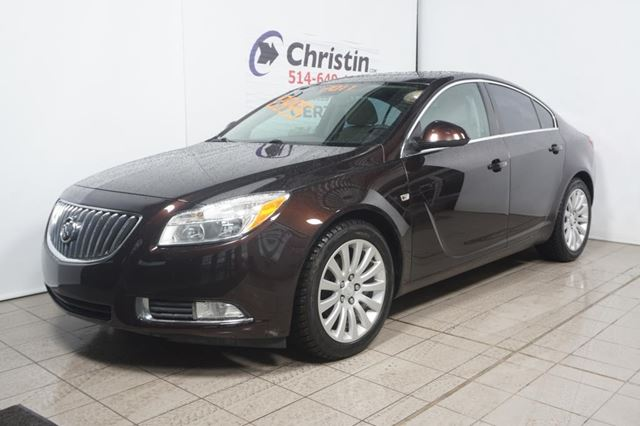2011 BUICK Regal CXL w/1SB in Montreal, Quebec