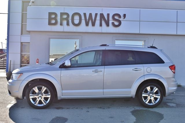 2010 Dodge Journey R/T in Dawson Creek, British Columbia