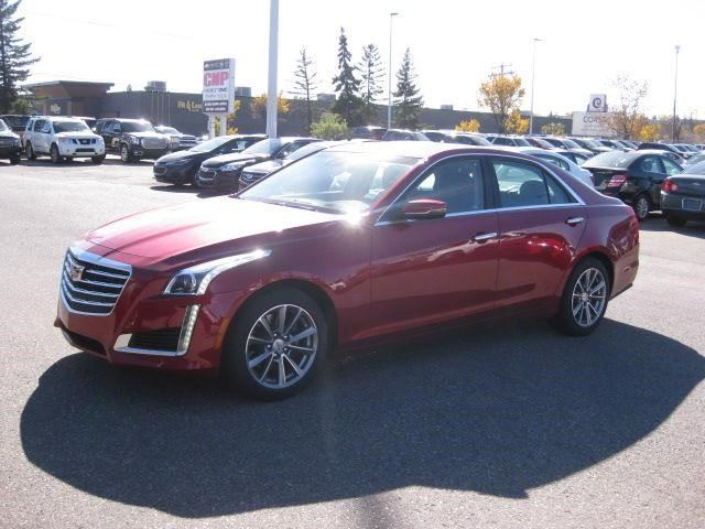 2017 CADILLAC CTS Luxury Collection AWD in Calgary, Alberta