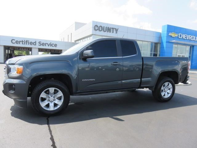 2015 GMC CANYON 4WD SLE in Essex, Ontario