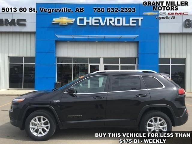2015 JEEP CHEROKEE North in Vegreville, Alberta