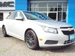 2012 Chevrolet Cruze Eco w/1SA in Quesnel, British Columbia