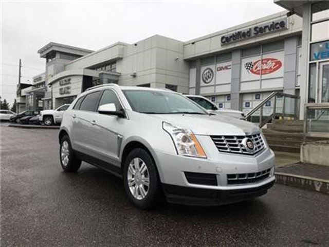 2013 CADILLAC SRX Luxury in Calgary, Alberta