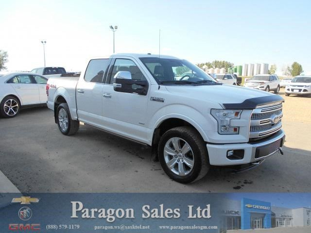 2015 Ford F-150 King Ranch in Langenburg, Saskatchewan
