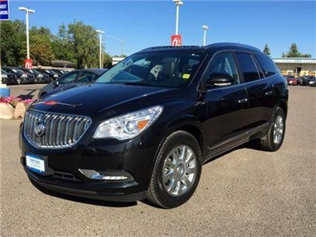 2015 BUICK ENCLAVE Leather in Brandon, Manitoba