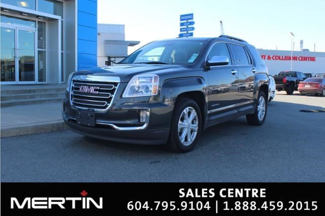 2017 GMC TERRAIN SLE in Chilliwack, British Columbia