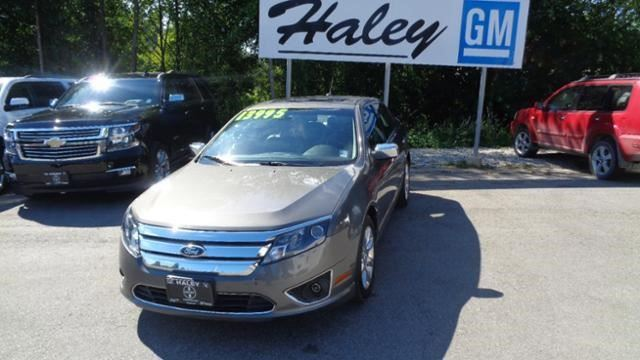 2012 FORD FUSION SEL in Sechelt, British Columbia