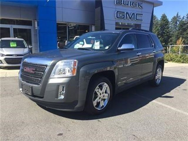 2013 GMC TERRAIN SLE-2 in Victoria, British Columbia