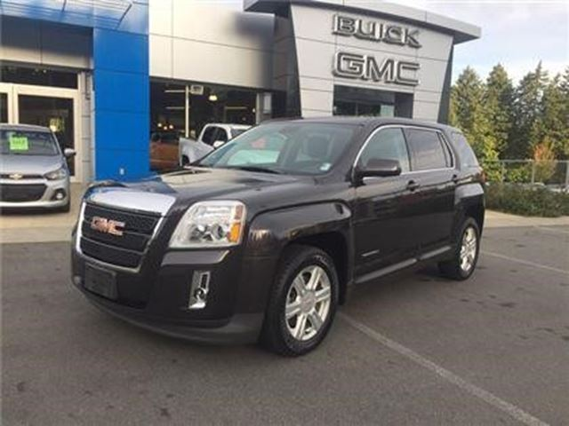 2014 GMC TERRAIN SLE in Victoria, British Columbia